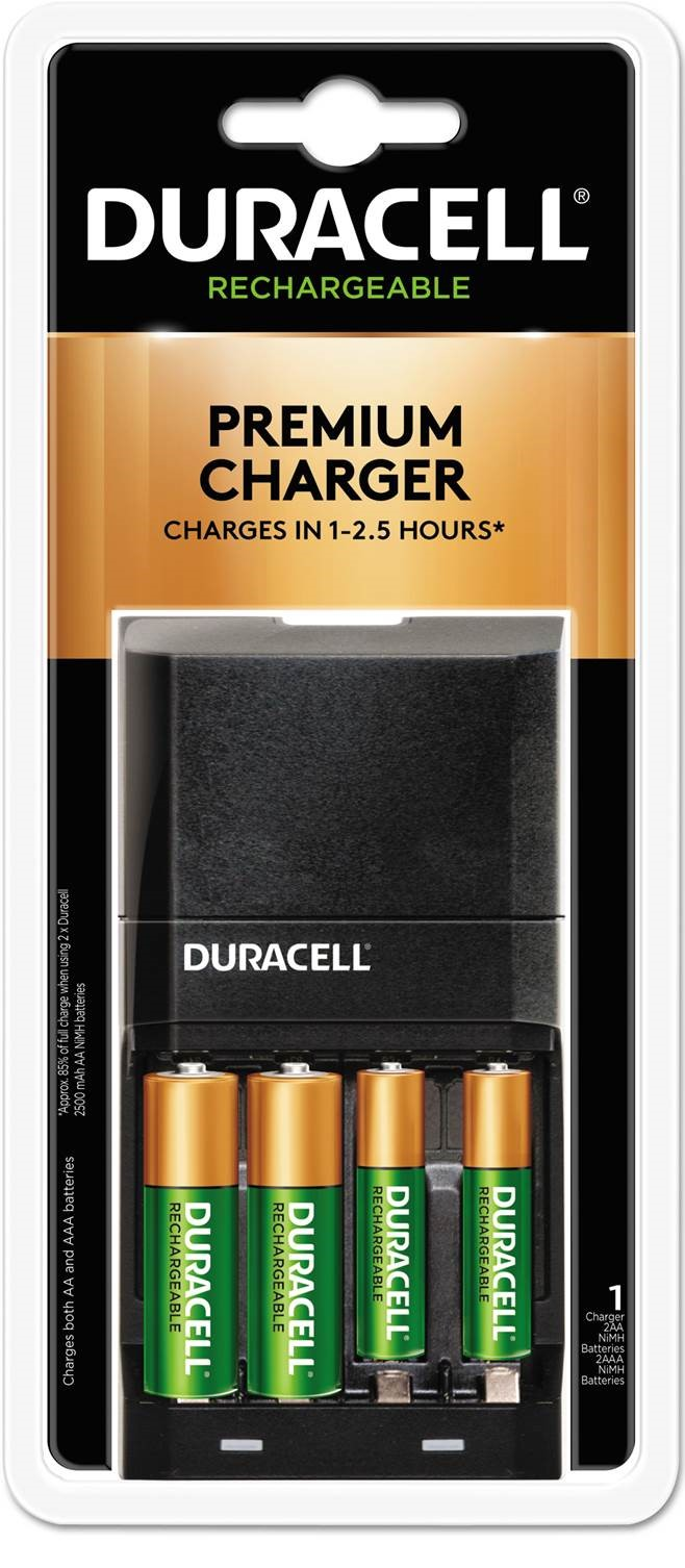 Battery Charger Fast Battery Charger Duracell