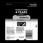 312 piles pour prothèses auditives 8 pack retour