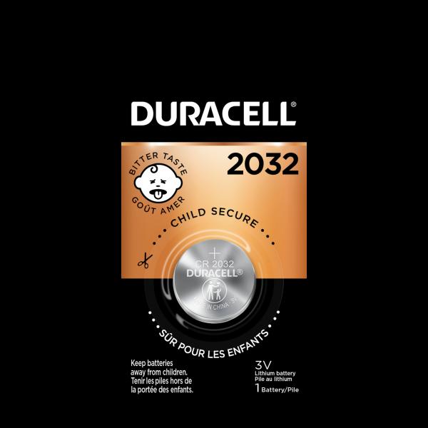 Lithium 2032 1 paquet