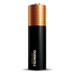 AA Optimum battery out of package