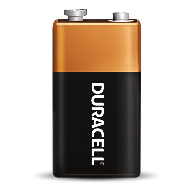 Batterie autonome Coppertop 9v