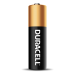 Standalone Coppertop AA battery