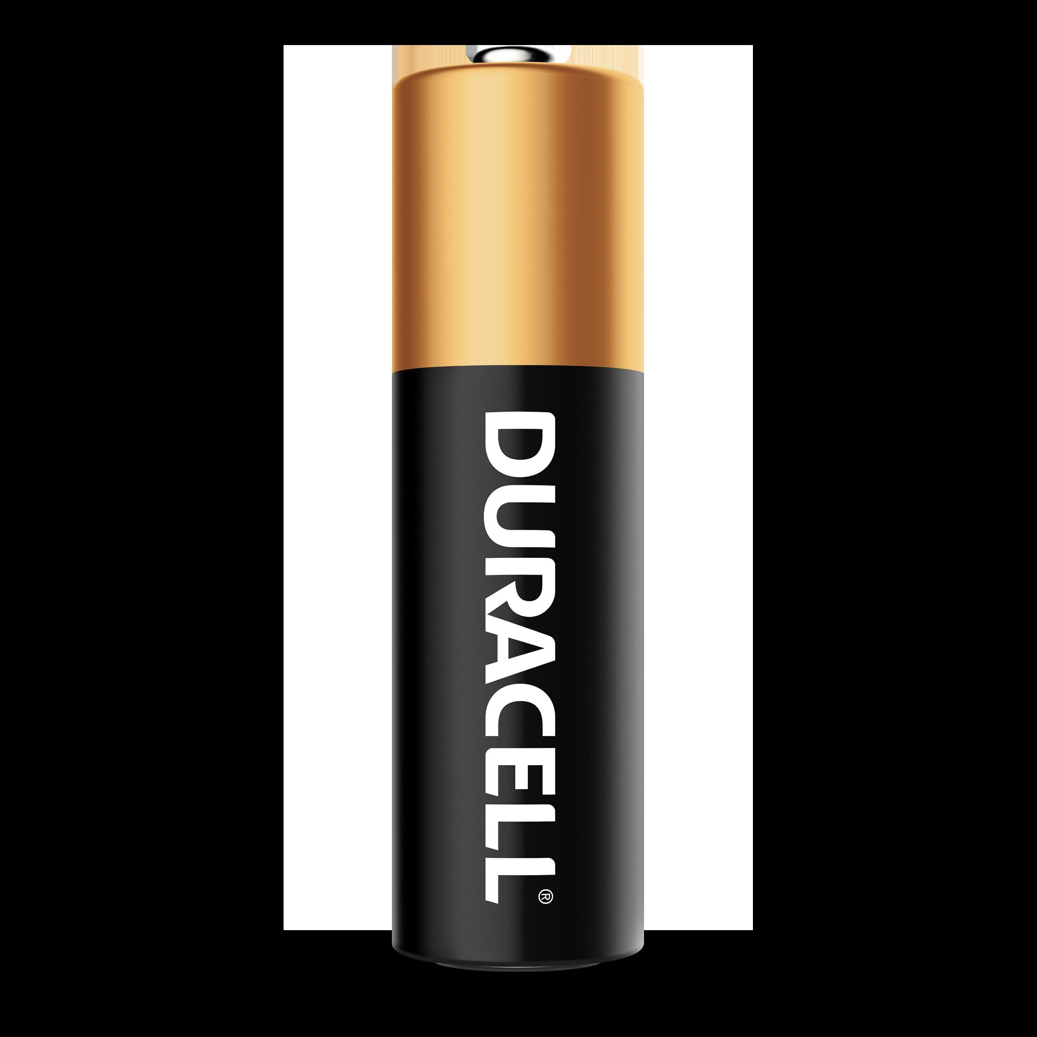 Standalone Coppertop AA battery