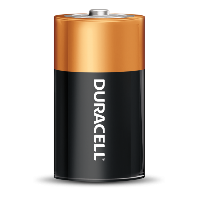 Standalone Coppertop D battery